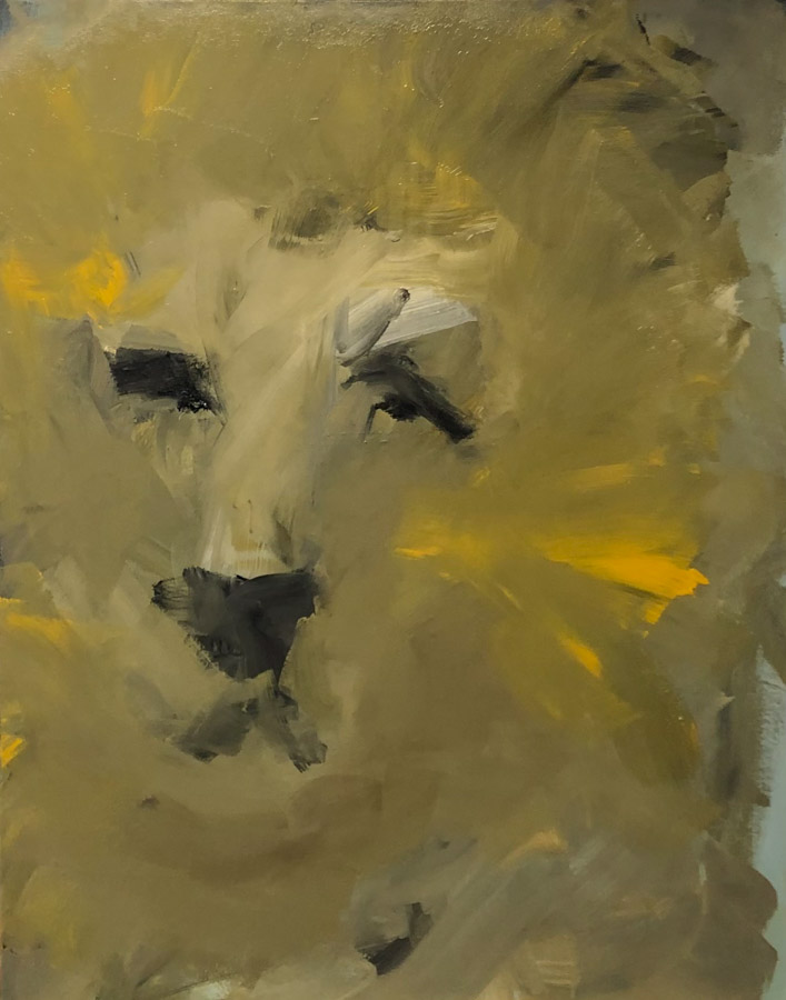 Lion King sad